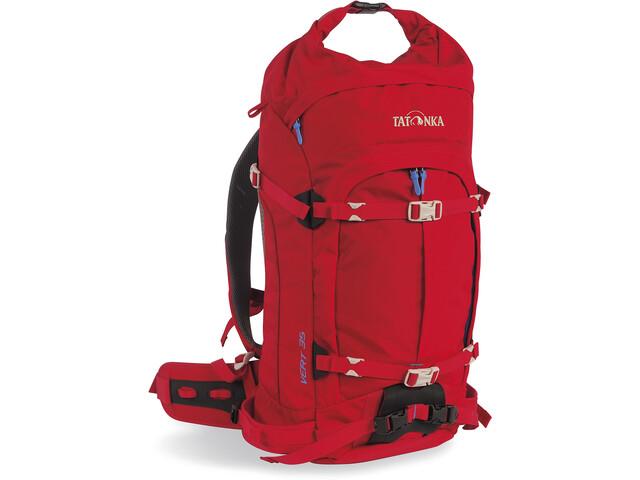 Tatonka Vert 35 Backpack red